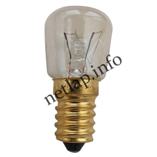 Tűzhely E14 izzó, mikrohullámú sütő lámpa 25W-230V