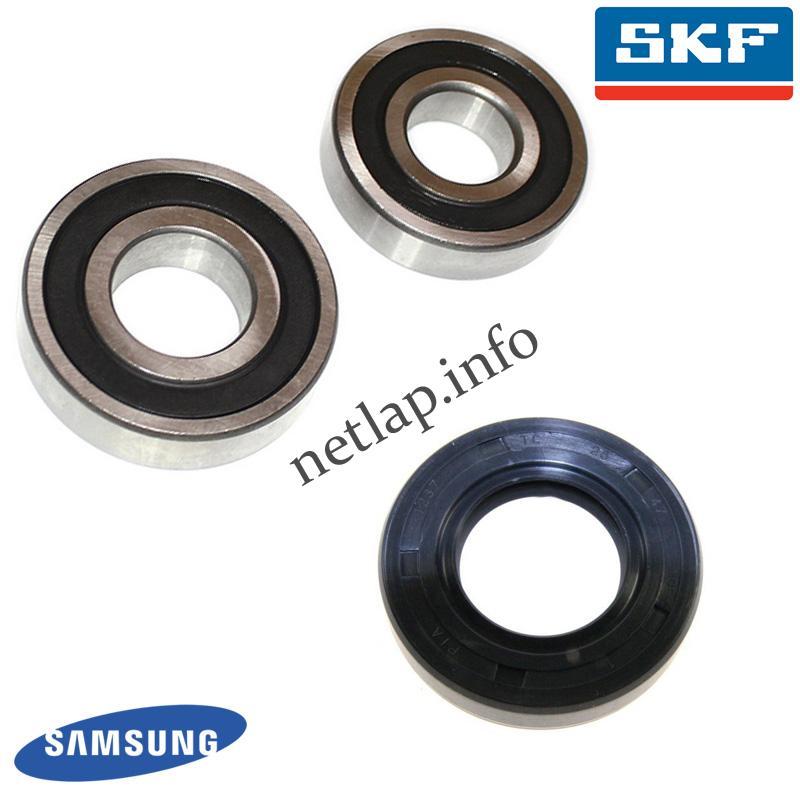 Samsung mosógép minőségi szimering SKF csapágy szett WF0500/0508