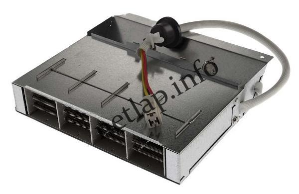 Candy Hoover szárítógép fűtőegység CDV/GOD/HDV/VHC