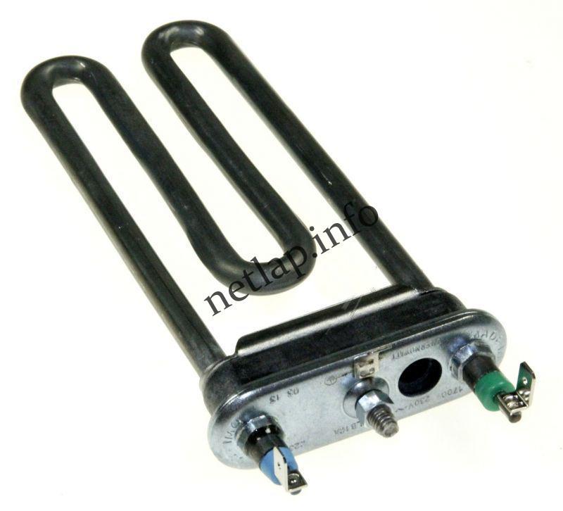 Ariston Indesit Whirlpool mosógép fűtőszál AQSL/IWD/PDF/SIXXL/WDI/WMXT
