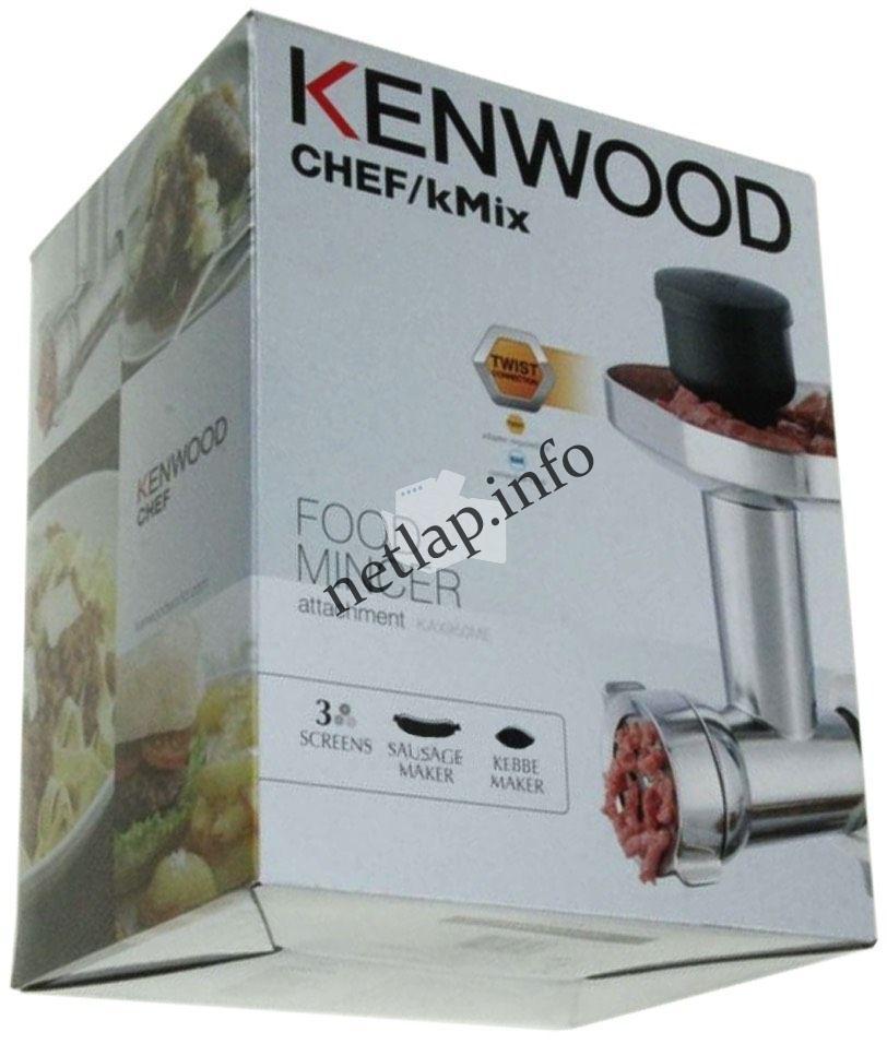 Kenwood robotgéphez húsdaráló tartozék AT950B KAX950ME KAX962ME