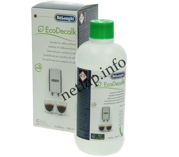DeLonghi EcoDecalk kávégép vízkőoldó 500ml