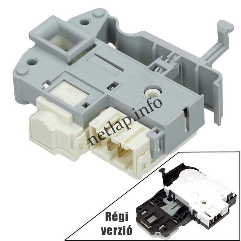 Ariston Indesit mosógép elektromos ajtózár AML/IWE/WMSD/XWE