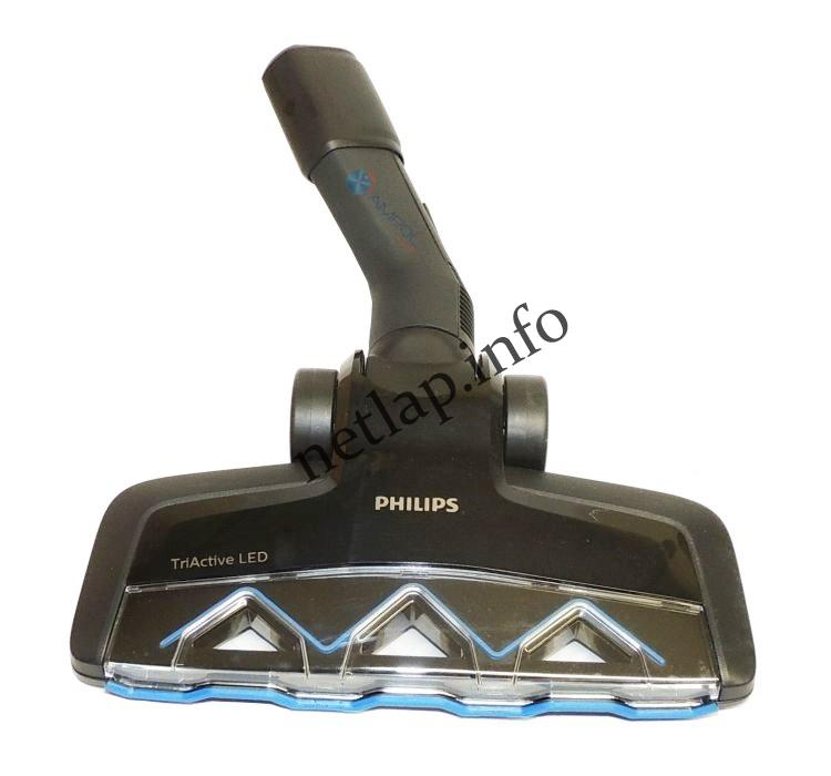 Philips TriActive porszívó LED-es porszívófej FC8955/FC8957