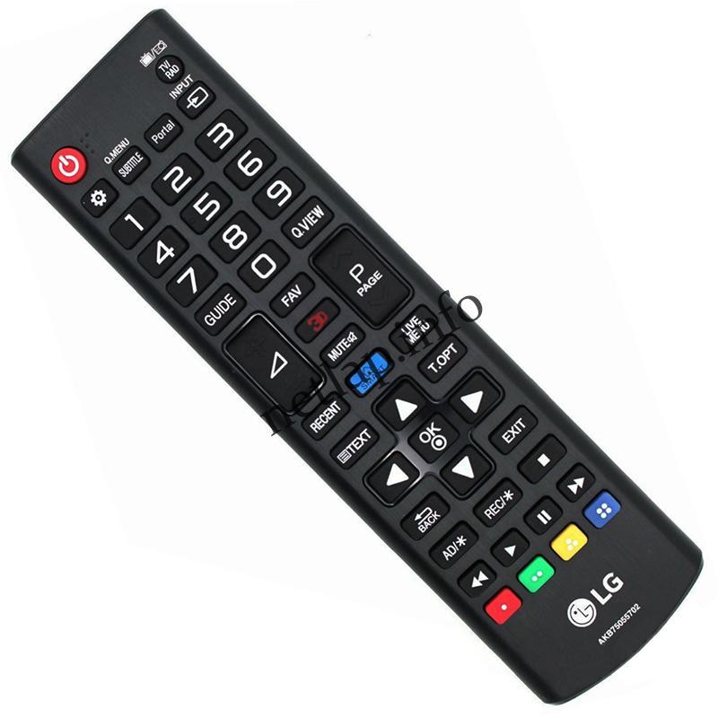 LG TV távirányító AKB75055702