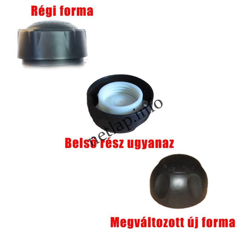 Hauser CE-929 kávéfőző zárócsavar – megváltozott forma