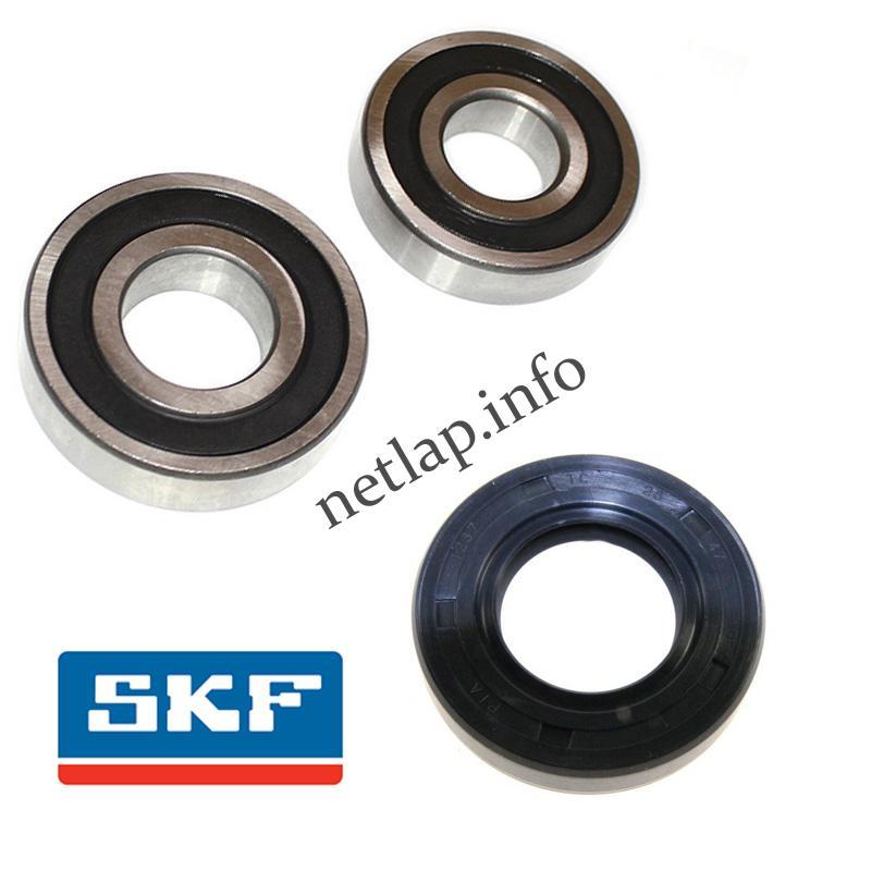 Miele mosógép minőségi szimering SKF csapágy-szett W400 széria