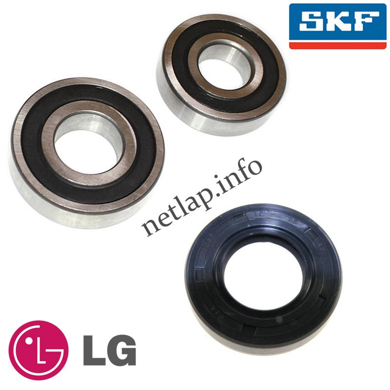 LG mosógép minőségi szimering SKF csapágy-szett DD/DWD/F/WD
